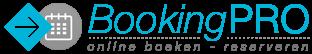 BookingPRO - eenvoudig online boeken en betalen